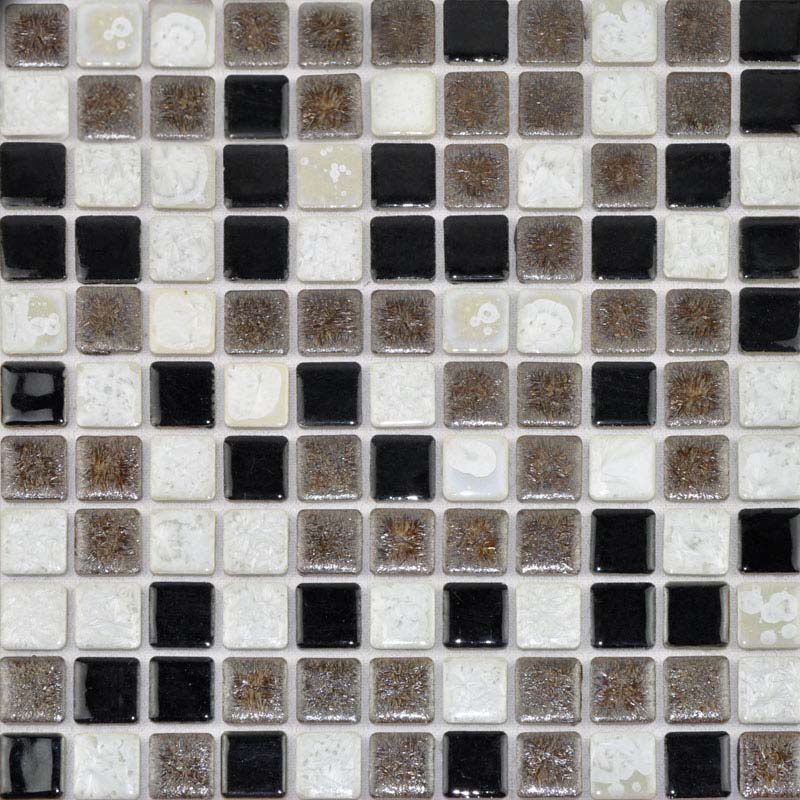 Kitchen Tiles Square: Wholesale Porcelain Tile Mosaic Square Surface Art Tiles