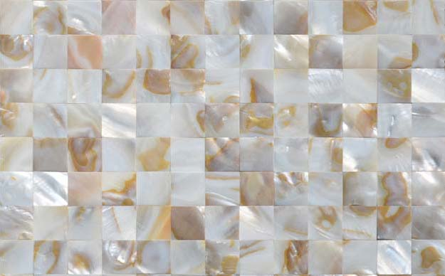 front side of the mother of pearl tile - st070