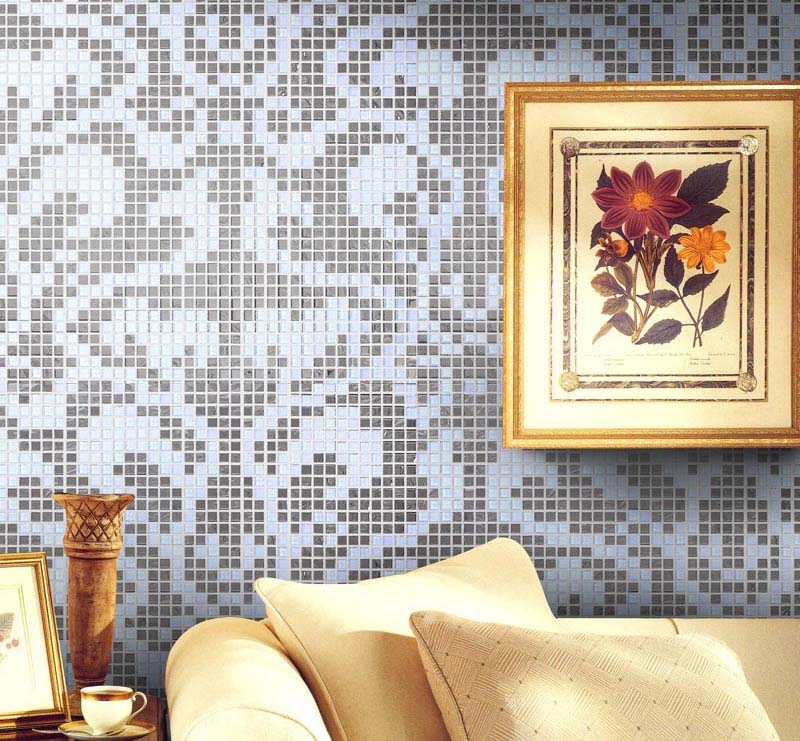glass mosaic tile wall tiles - 2131