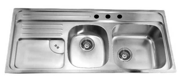 Wholesale Brown Kitchen Sink