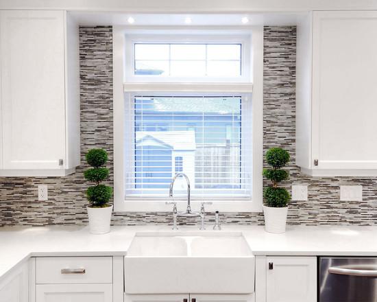 Wholesale Metallic Backsplash 304 Stainless Steel Sheet Metallic Wall Tiles  Kitchen