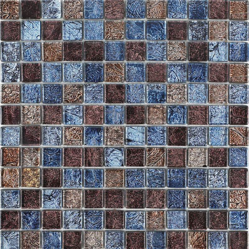 Glass Mosaic Tiles Blacksplash Crystal Mosaic Tile