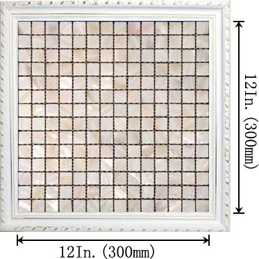 mother of pearl shell tile mosaic ideas - st003