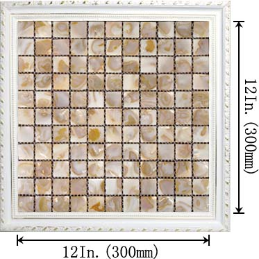 mother of pearl shell tile mosaics - st005