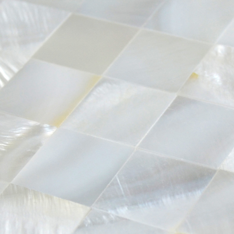 wholesale mother of pearl tile white square shell tiles kitchen