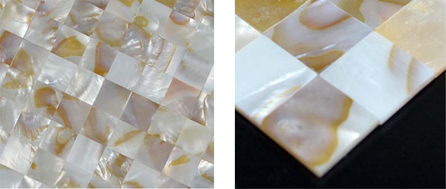 mother of pearl tile details - st069