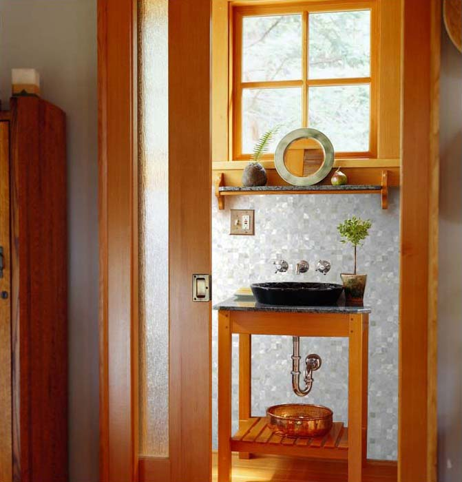 Wholesale Seamless Mesh Mounted Mother Of Pearl Tile Backsplash Square White Shell Tiles Mirror