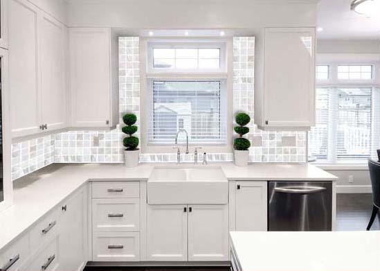 mother of pearl tile kitchen backsplash - st035 - Shell Tiles Kitchen Backsplash Tile Mother Of Pearl Mosaic
