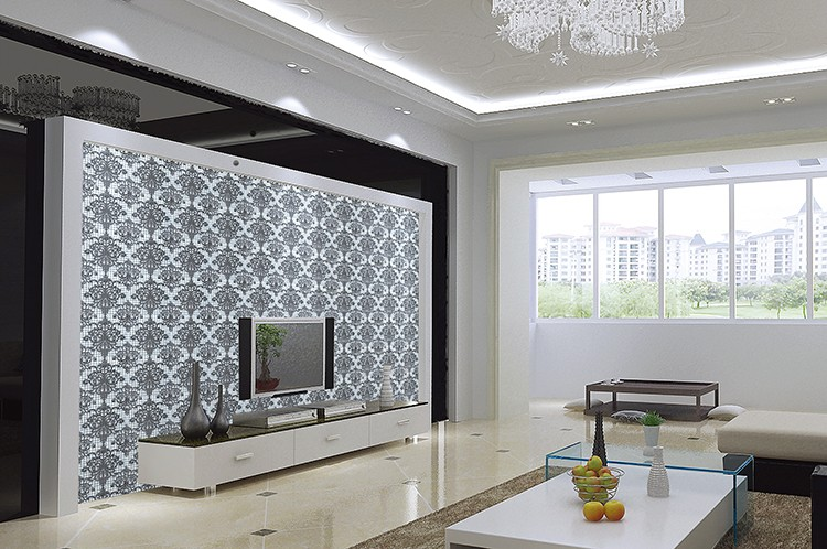 pattern glass mosaic tile for wall stickers - h058