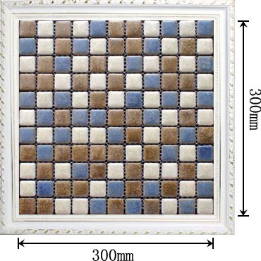 porcelain mosaic floor tile patterns - adt34