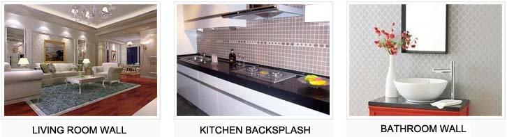porcelain tile for kitchen backsplash bathroom wall - hd-063