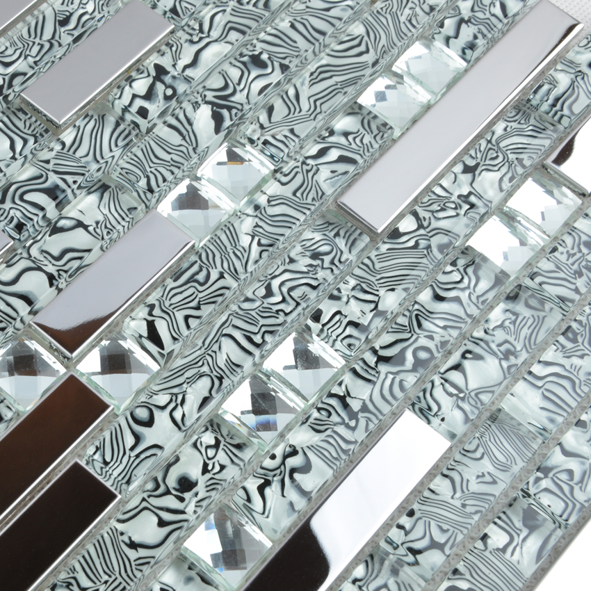 Wholesale stainless steel sheet metal and crystal