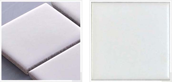 smooth glaze, low wate absorption porcelain tile - hb-656