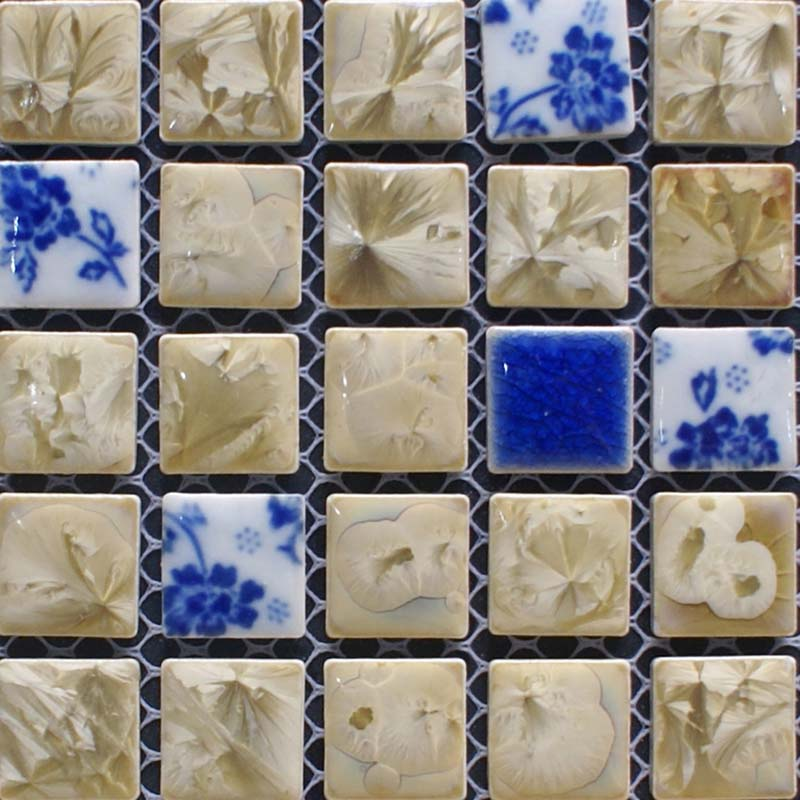 Kitchen Tiles Square: Porcelain Floor Tiles Pattern Square Shower Tile