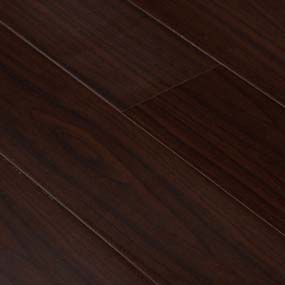 Espresso Walnut Laminate Flooring Tile